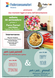 Ghiotti spuntini & happy hour