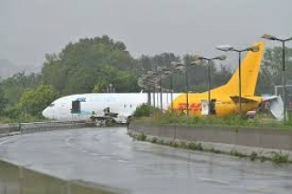 Incidente aeroporto Bergamo thumb