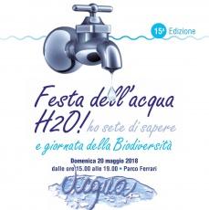 Festa dell'acqua 2018