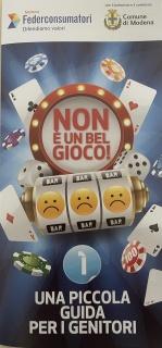Gioco d'azzardo - guida benitori